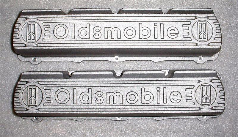 Valve Cover Cast Aluminum Oldsmobile