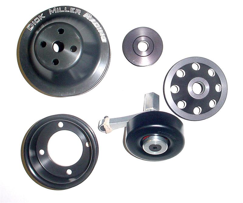 Water Pump Pulley Sets Serpentine Belt