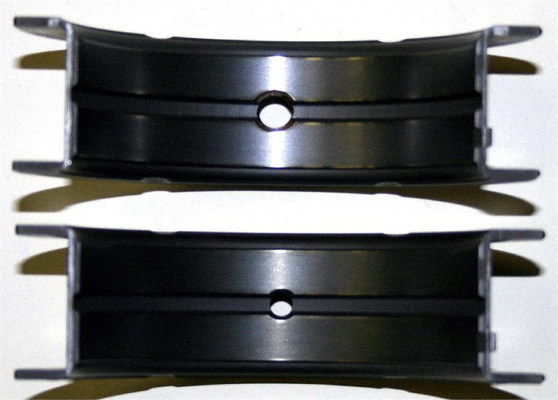 Crankshaft Main Bearings S/B Or B/B