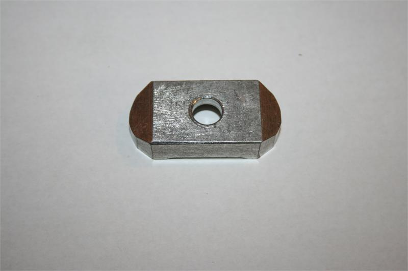 Distributor Hold Down Billet Aluminum