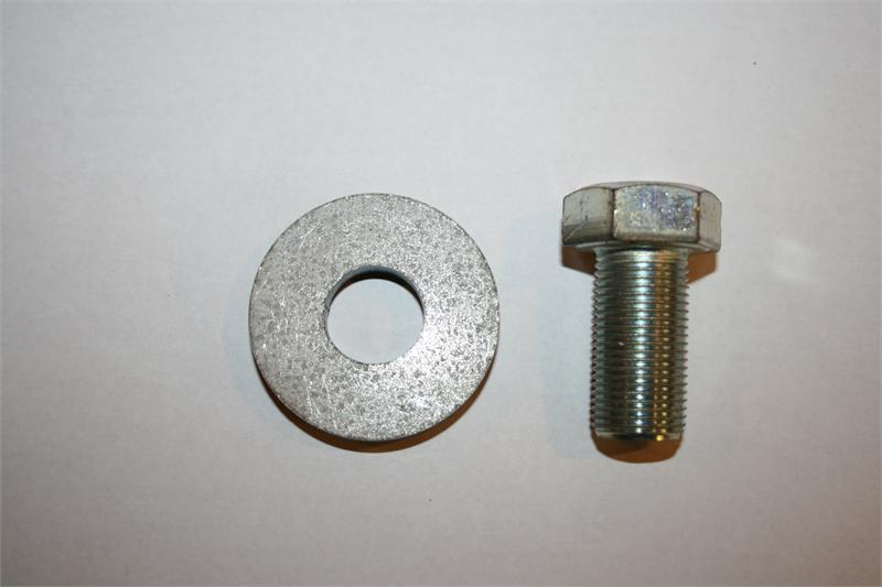 Damper Bolt And Washer