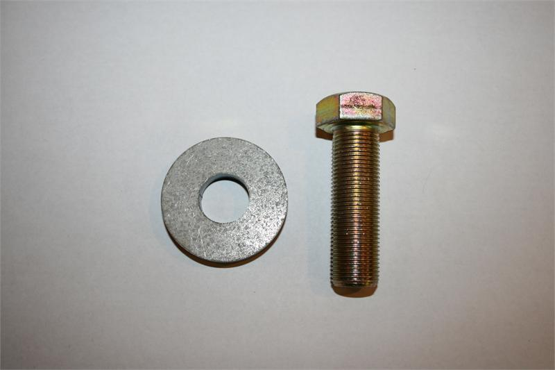 Damper Bolt And Washer Longer