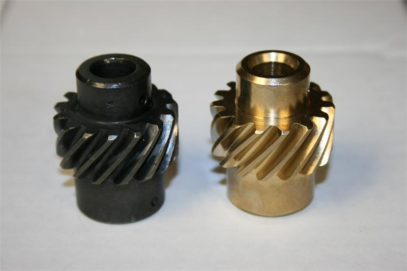 Distributor Gears Steel/Bronze .491/.500